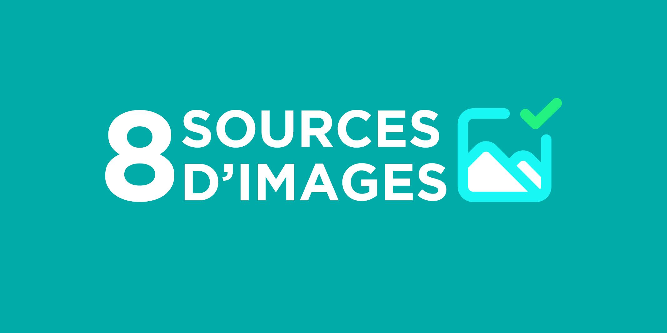 Trouver des sources d'images est parfois complexe