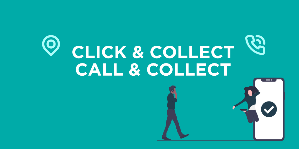Le click and collect et le call and collect